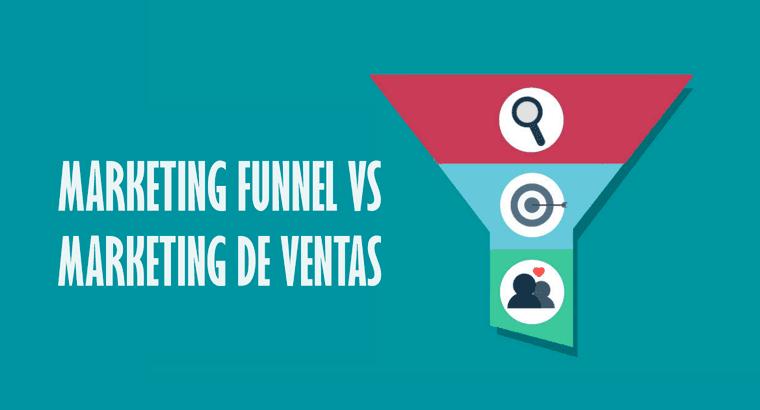 Marketing Funnel VS Marketing de Ventas