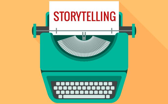 Storytelling, Convence Contando Historias