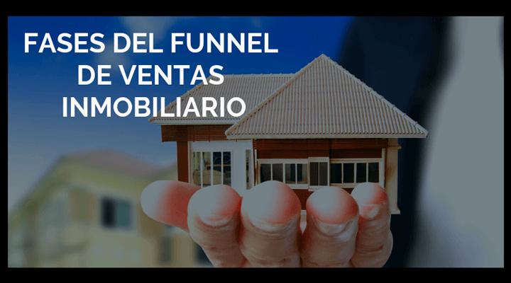 Las 5 Fases del Funnel o Embudo de Ventas Inmobiliario