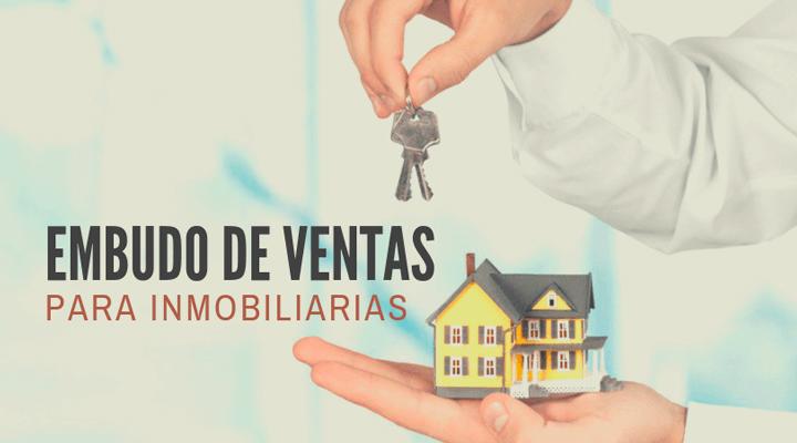 ¿Qué es el funnel o embudo de ventas para inmobiliarias?