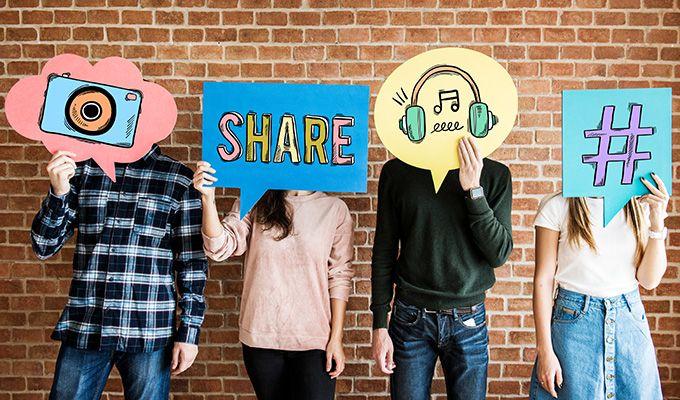 ¿Cómo hacer activaciones en redes sociales?